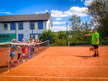 Tennis Intenisv-Camp – Part 2